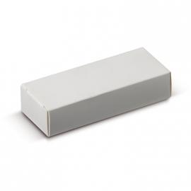 Caja cartón blanca para USB en stock