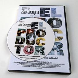 DVD manipulado en estuche DVD negro caratula exterior y libreto interior