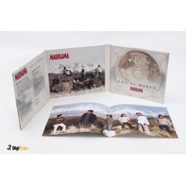 CD-DVD en estuche Digipack