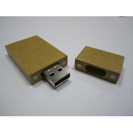 USB Papel Reciclado eco