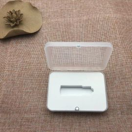 Caja de PVC con cierre de imán grande