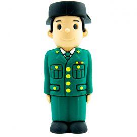 USB Guardia Civil chica
