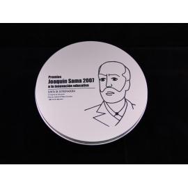 Caja metal CD/DVD personalizada