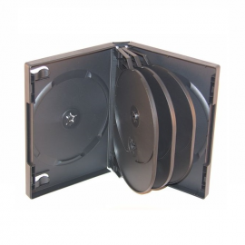 Caja 8 DVD Negra