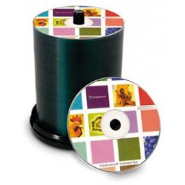CD duplicado e impreso 24-48 horas