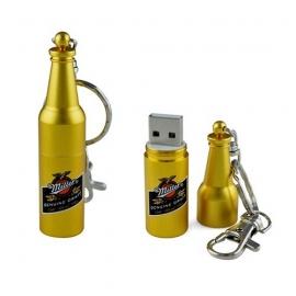 Botella metal