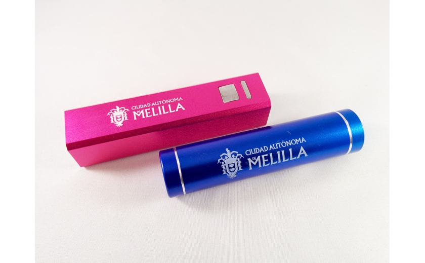 Powerbanks MELILLA